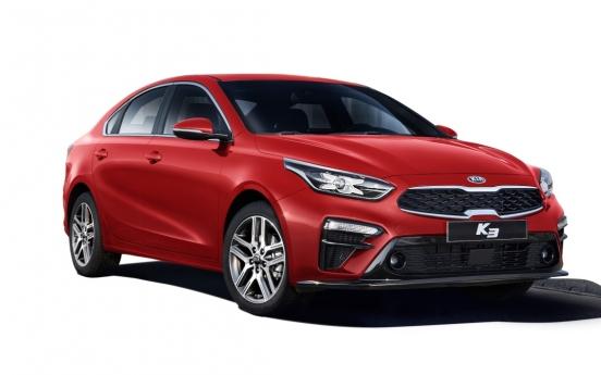 Kia Motors tops J.D. Power Initial Quality Study in US