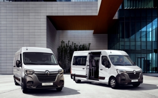 Renault Master van records global sales of 3 million units