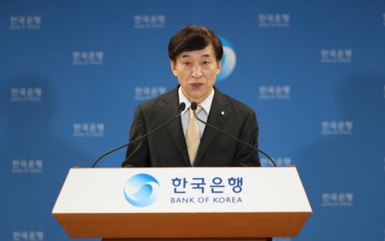 S. Korea's inflation to remain subdued for 2020, post-coronavirus era: BOK