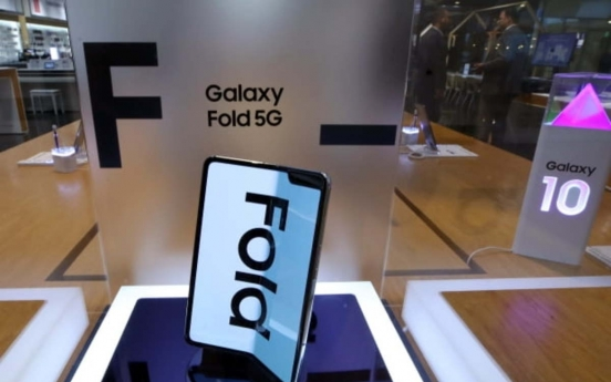 Samsung to launch 2 foldable smartphones in H2: sources