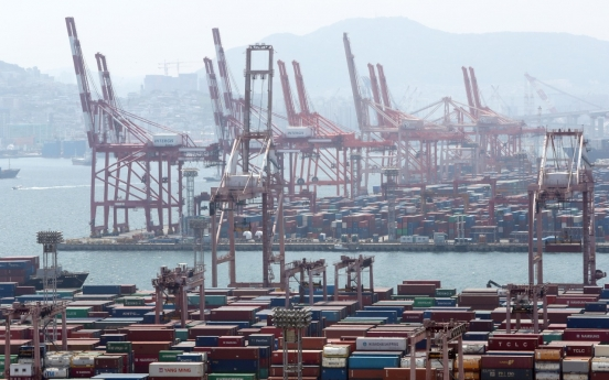Seoul to expand ties with Beijing, Tokyo in marine shipping amid pandemic