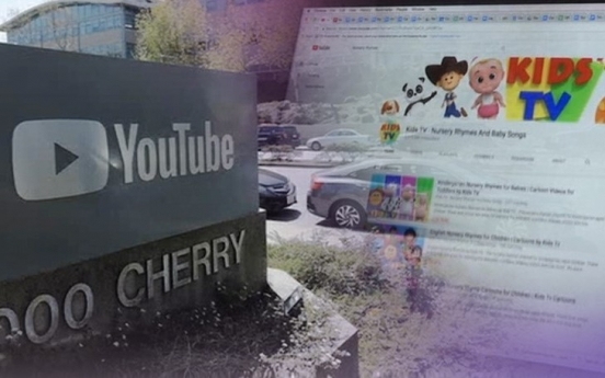 S. Korea curbs minors' YouTube appearances, content