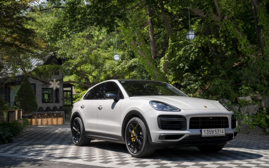 [Behind the Wheel] Porsche offers fun and comfort with Cayenne Coupe