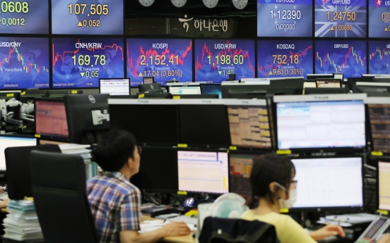 Seoul stocks close higher on economic recovery hopes