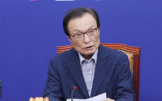 Ruling party chief to retire next month, write memoir