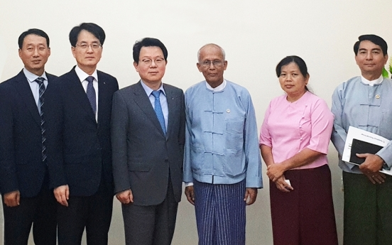 NH NongHyup receives final approval to launch Myanmar branch