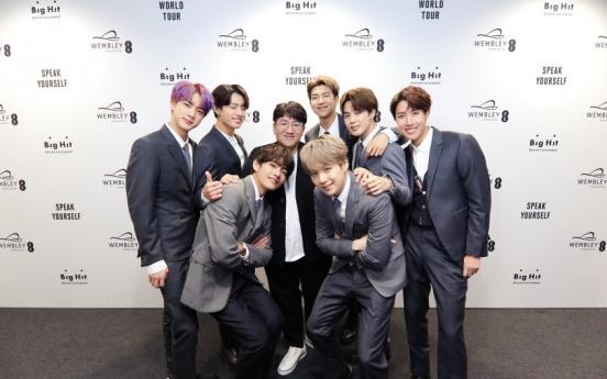 Bang shares his formula behind BTS' success