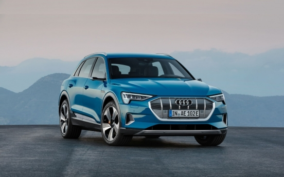 Resurrection of Audi Volkswagen in South Korea