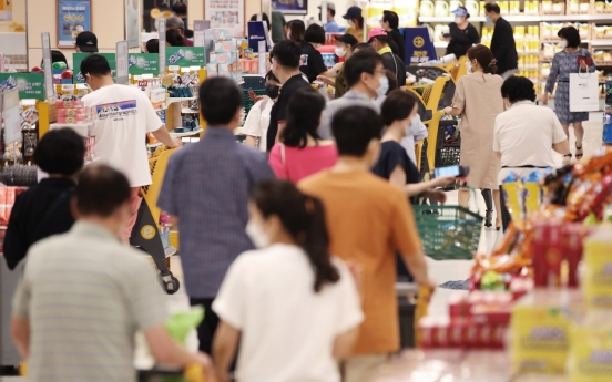Korea's consumption slowdown decelerates, but exports keep sliding: KDI