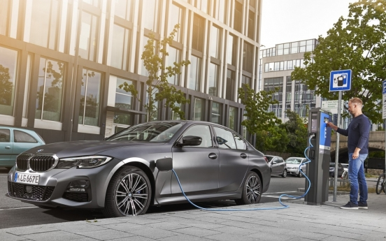 BMW launches 330e plug-in hybrid in Korea
