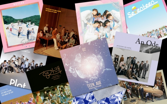 Seventeen's top 30 tracks, ranked