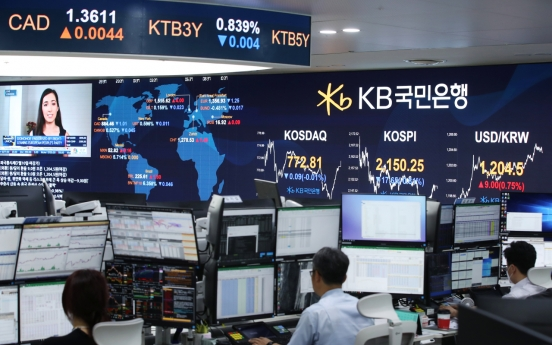 Kospi likely to rebound to 2,200-level amid key economic policies