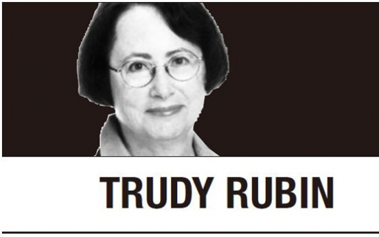 [Trudy Rubin] Crackdown on HK dangerous for world