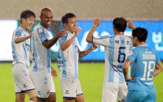 Ulsan return to top of K League, keep focus on bigger fish to fry