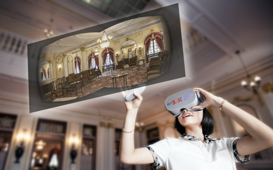 Take VR tour of Korea's first Western-style building at Deoksugung