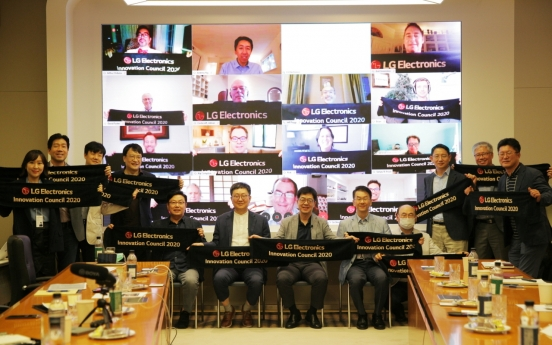 LG launches global expert group on future technologies