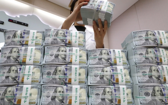 S. Korea's money supply gains at record pace in May
