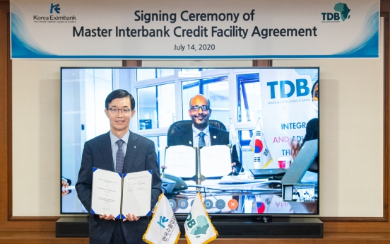 Eximbank signs $100m sublease contract with African bank to boost bilateral trade, investment