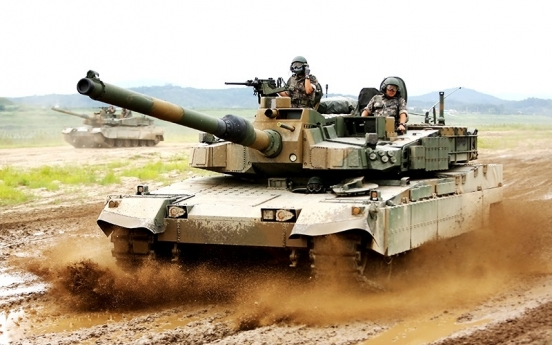 Rules tweaked to equip K2 tanks with controversial domestic part