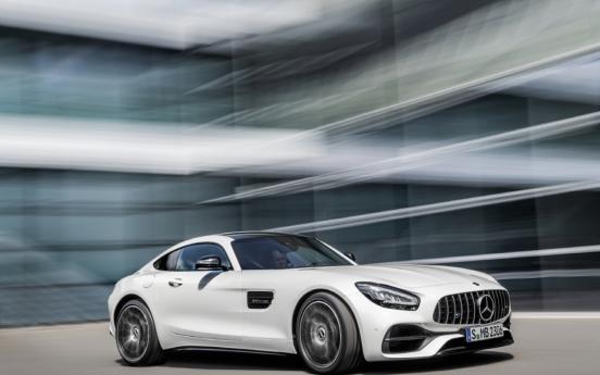 Mercedes-Benz Korea unveils four high-performance models