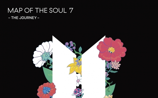 Combined sales of BTS' album 'Journey' top 500,000 units in Japan