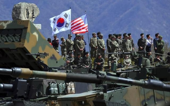 Pentagon has offered White House options to reduce troops in S. Korea: report