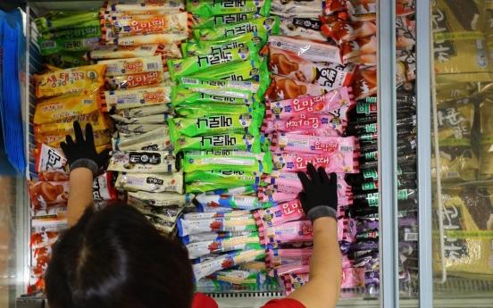 'Hallyu' boosts demand for Korean ice cream in Vietnam: report