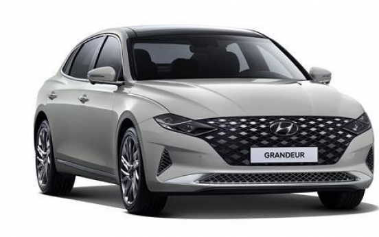 Hyundai tipped to sell more than 100,000 new Grandeur sedans 8 months after launch