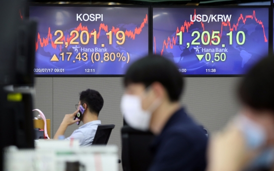 Seoul stocks tipped to face correction this week