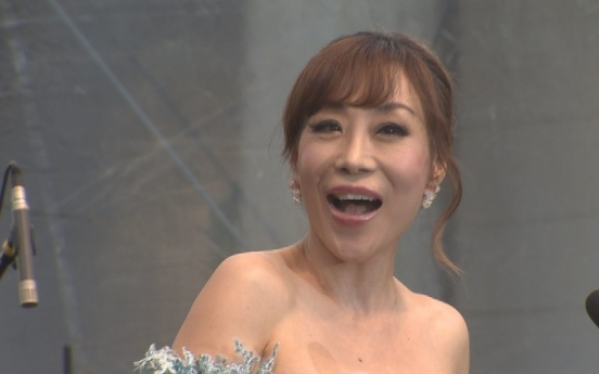S. Korean soprano Sumi Jo wins art award in Italy