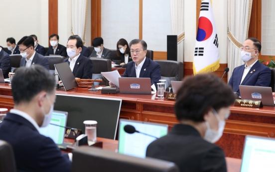S. Korea designates Aug. 17 as temporary holiday for virus-weary people