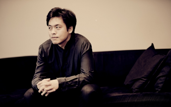 Pianist Kim Sun-wook to hold recital in September