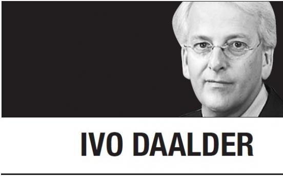 [Ivo Daalder] Trump drives Iran toward China