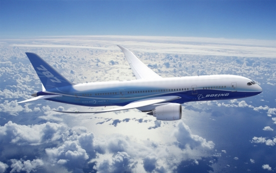 KAI inks $754m deal to supply wing parts to Boeing's Dreamliner
