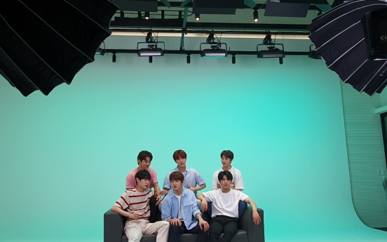 [Herald Interview] Golden Child quenches fans' thirst with fun-filled live chat