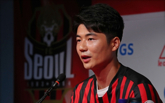 Ki Sung-yueng looks forward to fresh start in return to K League's FC Seoul