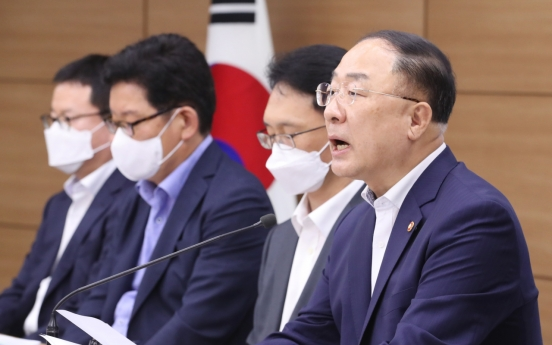 S. Korea revises tax rules to respond to post-coronavirus economy