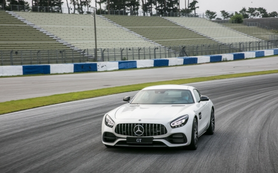 [Behind the Wheel] Mercedes-Benz's upgraded AMG GT gives more invigorating drive
