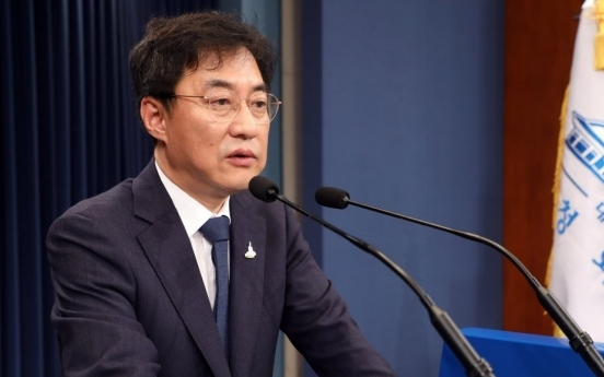 Cheong Wa Dae issues message of comfort for late mayor's alleged sexual abuse victim