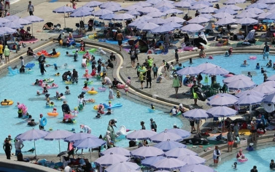 Seoul to keep outdoor swimming pools closed this summer due to pandemic