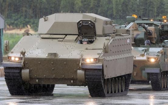 Hanwha Defense to send prototypes of new armored vehicle to Australia