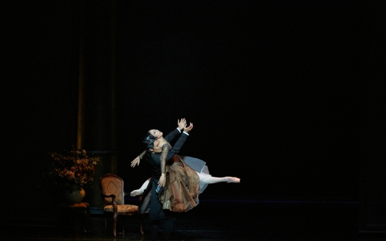 [Herald Review] Revival of ballet with impassioned 'Onegin'