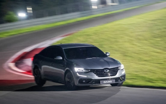 [Behind the Wheel] Renault Samsung's SM6 returns with more power