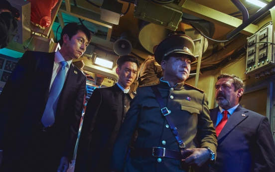[Herald Review] Underwater summit holds key to future of two Koreas in 'Steel Rain 2'