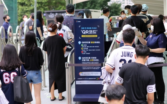 Look who's back: Fans return to KBO games during pandemic