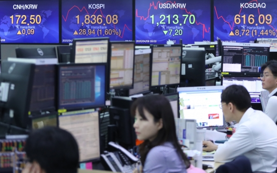 Two-thirds of major companies beat forecasts in Q2