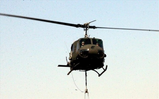 Army's UH-1H choppers retired after 52 years of service