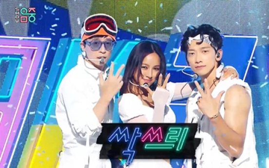 Ssak 3 debuts on 'Show! Music Core' with record ratings