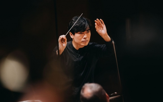 [Herald Interview] 'I am the luckiest conductor'