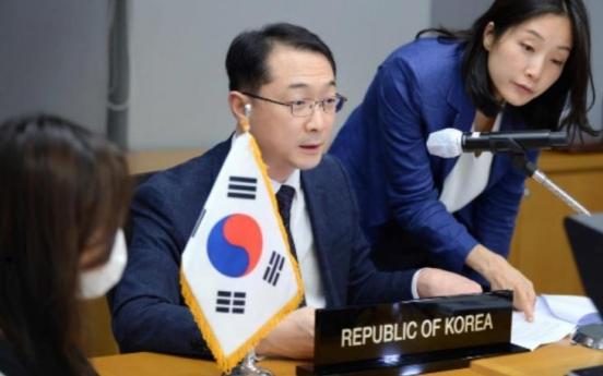 N. Korea says it supports ARF's peace efforts on Korean Peninsula